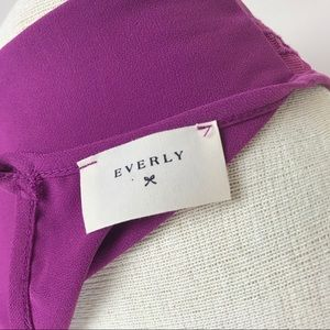 Everly Dresses - 💝 Everly Purple Dress